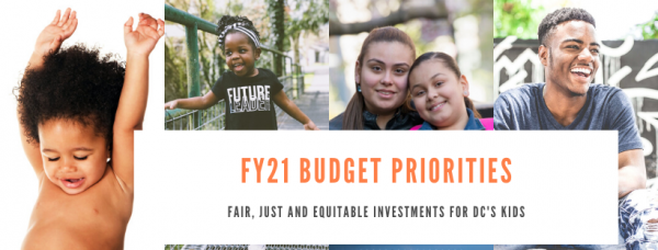 FY21 Budget Priorities