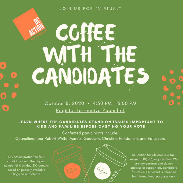 Coffee with the Candidates