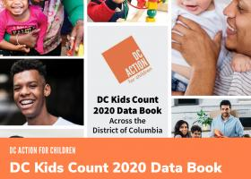 DC Kids Count 2020 Data Book cover image