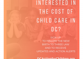 Interested in the Cost of Child Care in DC?